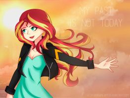 My Past Is Not Today by myumlamy
