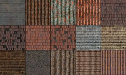 Roof Textures by Akinuri
