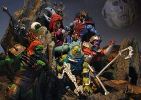 MOTU - Mutants (Updated) by McMuth