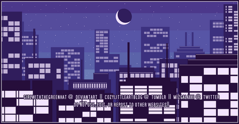 Cityscape [ON REDBUBBLE] by GirlWithTheGreenHat