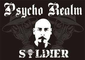 psycho realm by dsgimage