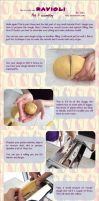 How to make raviolis by Talty