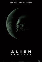 Alien: Proteus Poster by Jarvisrama99