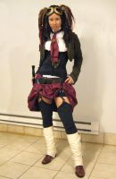 Steampunk Costume Complete by sive