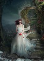 The Scarlet Flower by NM-art
