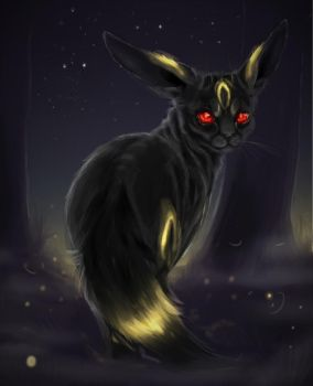 Umbreon by Muns11