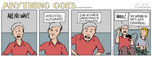 Anything Goes 010 by Quebecman
