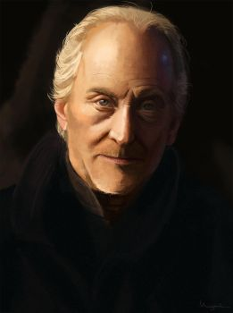 Tywin Lannister by magdali-na