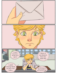 Unreceived PAGE 1 by Hogekys