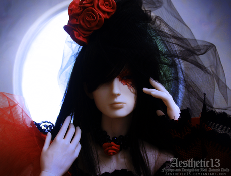 The 7th Rose XVII by aesthetic13