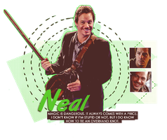 Neal (OUAT) by titaniaerza