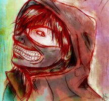 Kaneki Ken by Checker-Bee