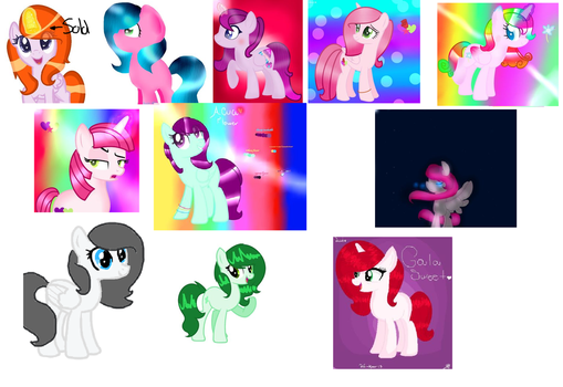 Adoptables #2 by LuciLove17
