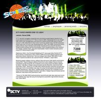 mockup SCTV Music Awards 2 by spiderio