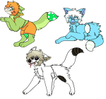 Some cool bois by gutjuice