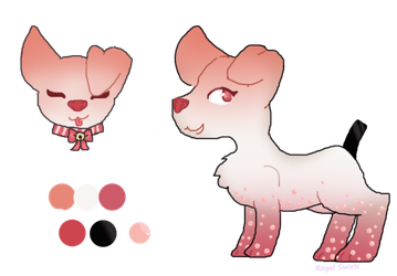 Bubble Teadog Adopt [OPEN] by RoyalSwirls
