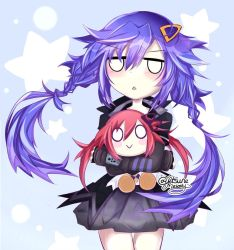 [+SPEEDPAINT] Kurome! Uzume Plush Ver. by Yitsune-Melody