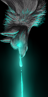 Turquoise Tears by Livaly