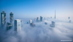 Cloud City by VerticalDubai