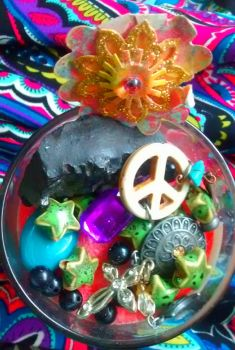 Magick Happy Healing Bowl by LivelovelifeEleni