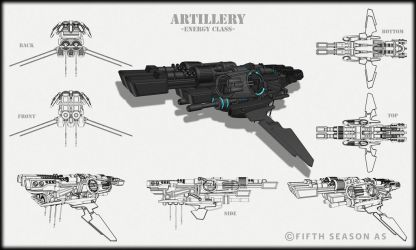 Energy Class Artillery Concept by Nym182