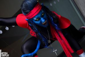 Amazing Nightcrawler by CanteraImage