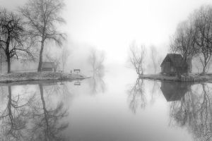 through the misty air IV. by arbebuk