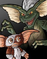 Gremlins by JellySoupStudios