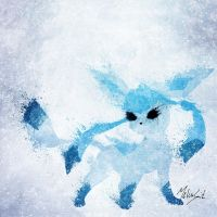 Glaceon by BOMBATTACK