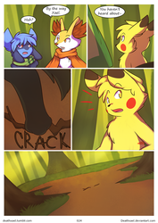 Aezae's Tales Chapter 1 Page 24 by Xael-The-Artist