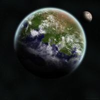 Poverty Planet by ART5EC