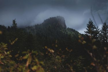 Mt. Melancholy by brandtcampbell