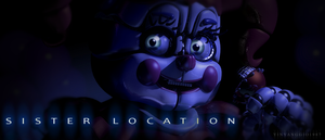 C4D|FNAFSL|Everyone please stay in your seats by YinyangGio1987