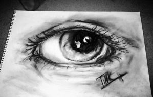 eye by CandyPoisonApple