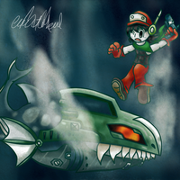 (Cave Story) Ironhead Battle by Chris900J