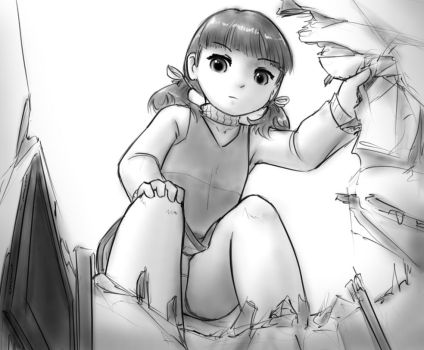 Nanako POV by AlloyRabbit