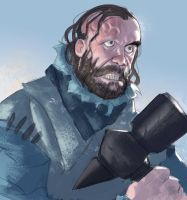 The Hound by Ramonn90