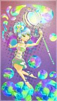Bubble Fairy by mystic-melodies