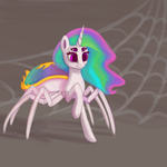 Spiderlestia by re7natus
