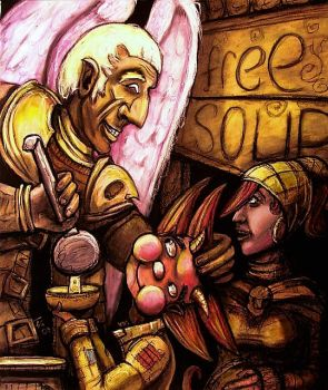 Acts of Charity by Steelgrave