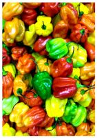 Peppers by y2jabba