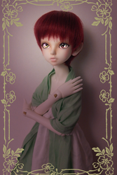 New Eyes for Pollux by BeanSproutMomo
