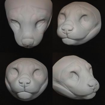 Otter 3D base by FurryFactory