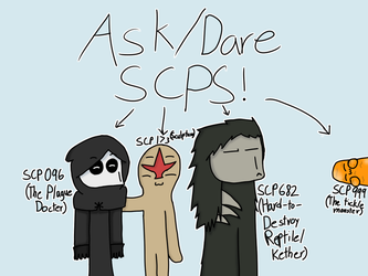 Ask or Dare SCP by AskSCP1105