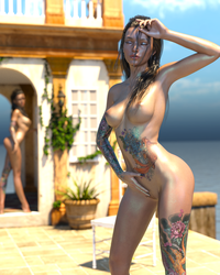 Too Hot Today 5 by augustus99