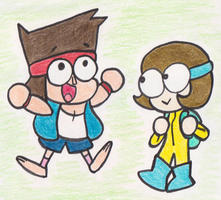 KO and Dendy by marex184
