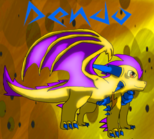 Dendo by SuperSonicFireDragon
