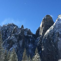 Banners Over Mother Natures Cathedral by Yosemite-Stories
