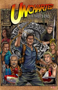 Uncharted by TyrineCarver