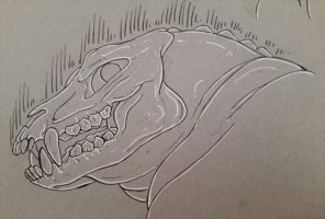 Free sketch - Apophis by Battlehog
